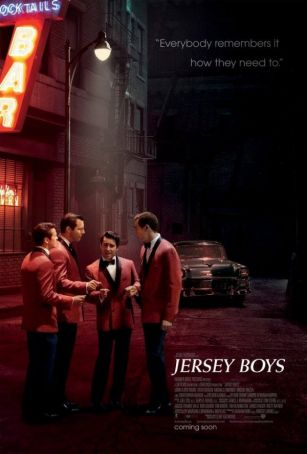 Jersey Boys showing in Rome
