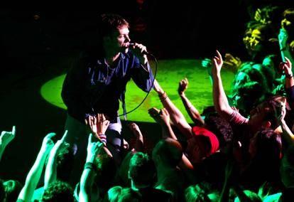 Review of Damon Albarn concert in Rome
