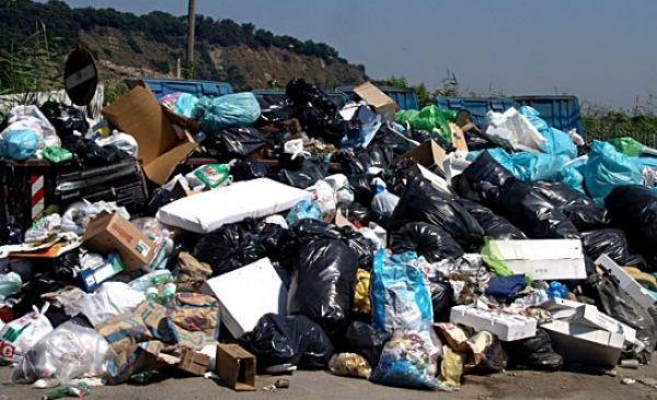 Rubbish crisis in Rome