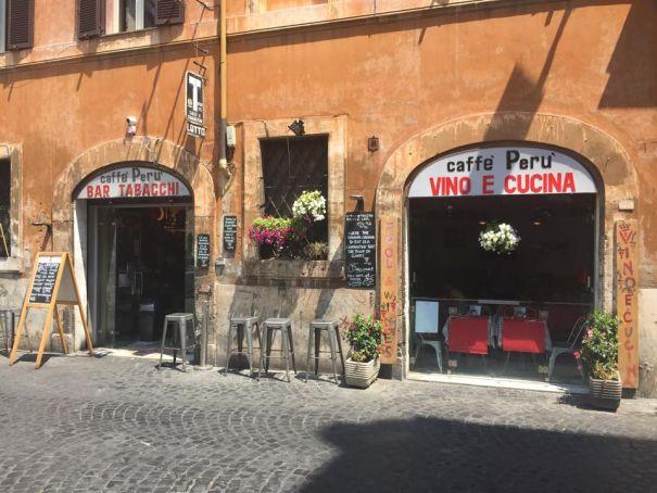 Cinema Europeo by Caffè Perù