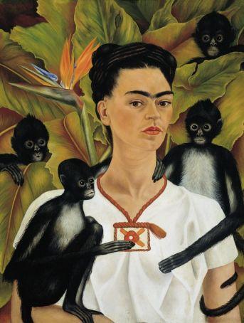 Frida Kahlo in Rome