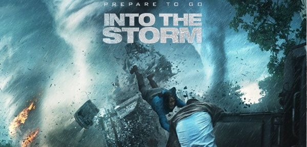 Into the Storm showing in Rome