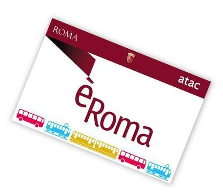 New electronic public transport pass in Rome