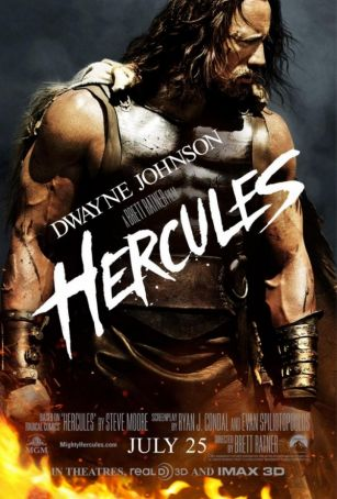 Hercules showing in Rome