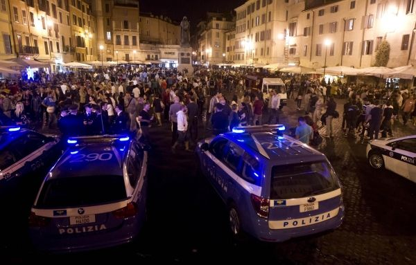 Drinking can be dangerous in Rome