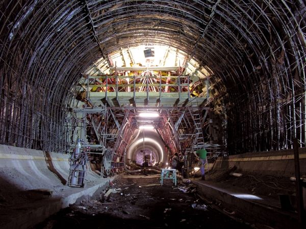 Decision time for Rome's Metro C