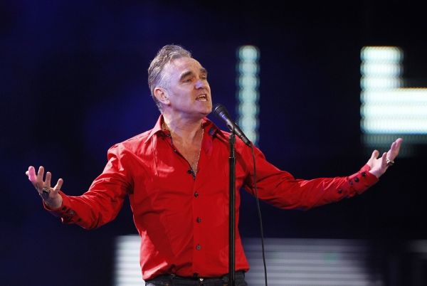 Morrissey concerts in Rome