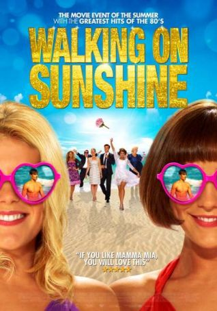 Walking on Sunshine showing in Rome