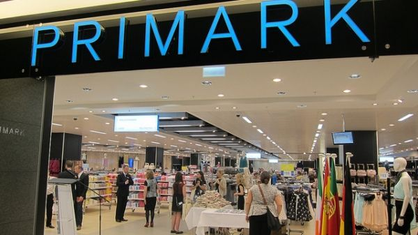 Primark to open in Italy