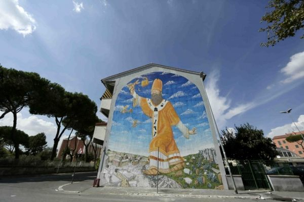 Rome mayor orders removal of street art mural