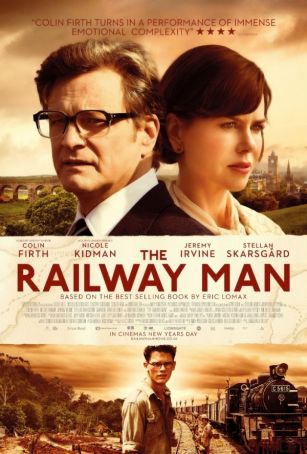The Railway Man showing in Rome