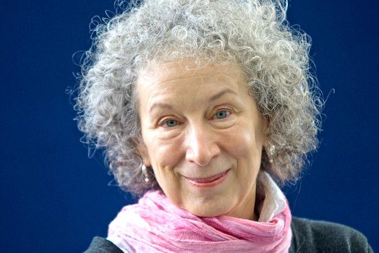 Margaret Atwood in Rome