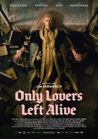 Only Lovers Left Alive showing in Rome