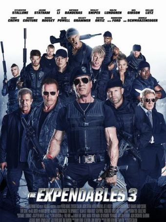 The Expendables showing in Rome