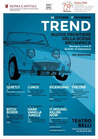 Trend: British Theatre in Rome