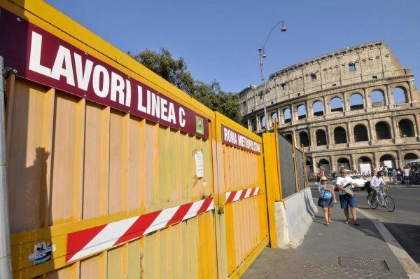 Rome's Metro C faces more delay
