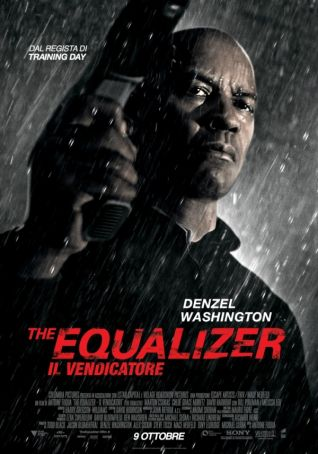 The Equalizer showing in Rome
