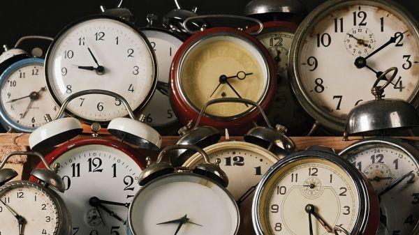 Clocks go back 26 October