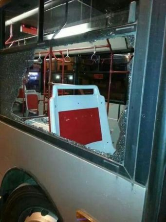 Rome bus drivers go slow in protest against violence