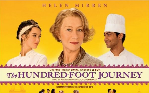 The Hundred-Foot Journey showing in Rome