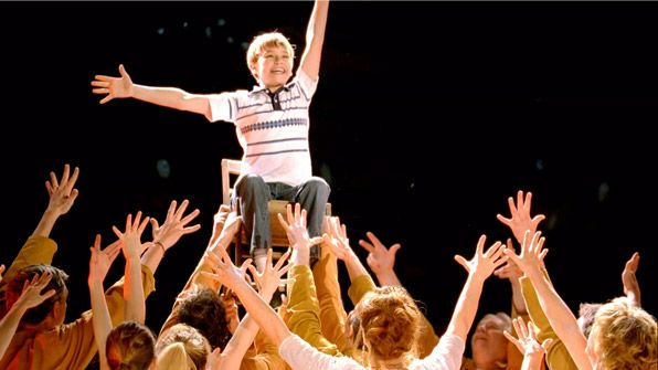 Billy Elliot: The Musical Live showing in Rome