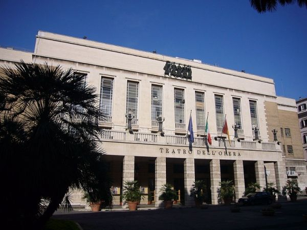 Rome Opera dismisses 182 employees