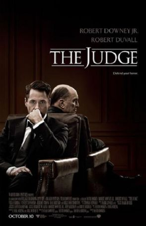 The Judge showing in Rome