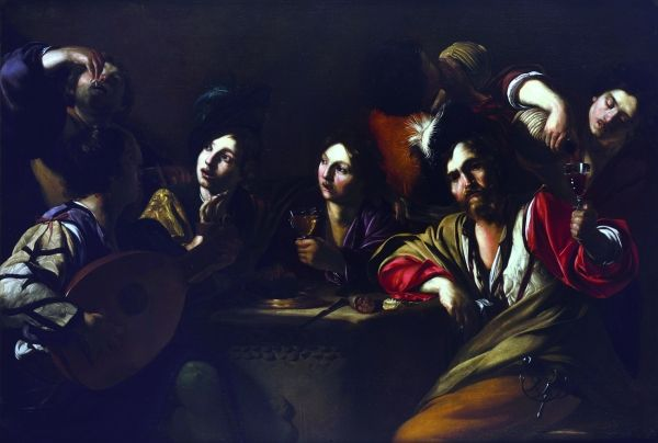 The Baroque Underworld. Vice and Destitution in Rome