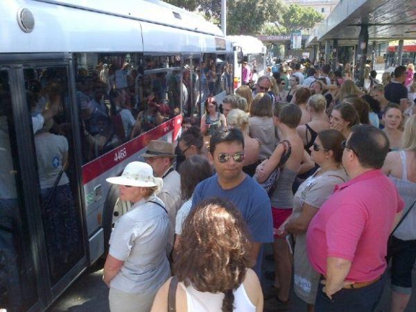 Rome commuters face increase in fares