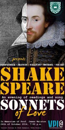 Shakespearean Sonnets of Love
