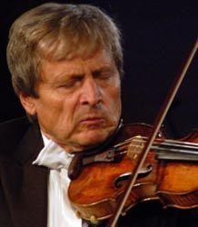 Uto Ughi opens Filarmonica Romana season