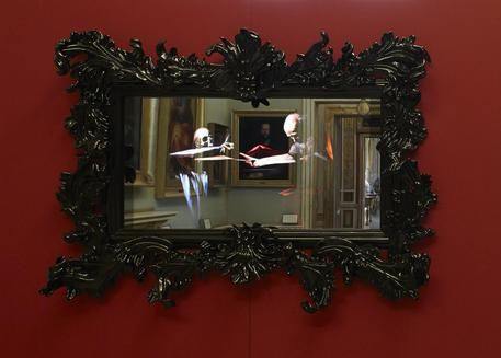 Mat Collishaw: Black Mirror