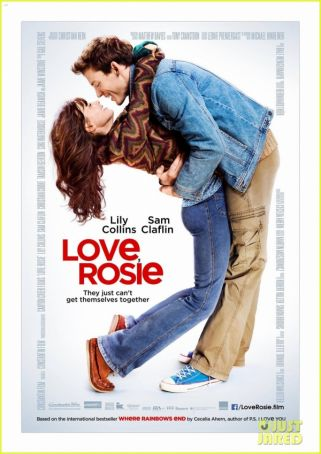 Love, Rosie showing in Rome