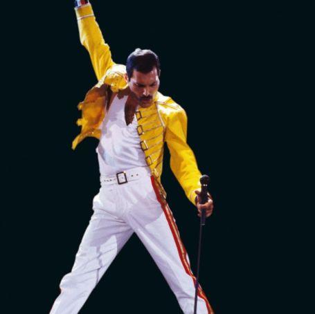 Freddie Mercury remembered in Rome