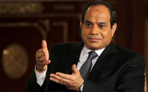 Egyptian president to visit Rome