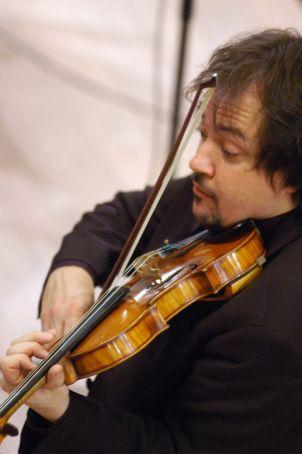 Sergej Krylov performs in Rome