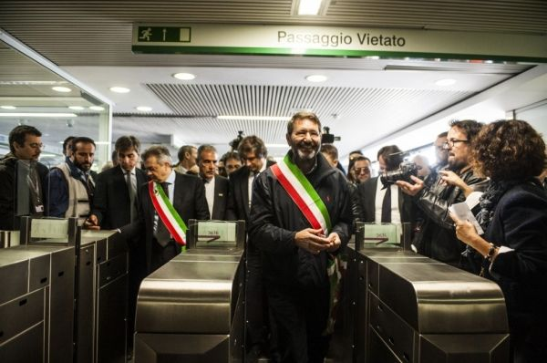 First stretch of Rome's Metro C opens