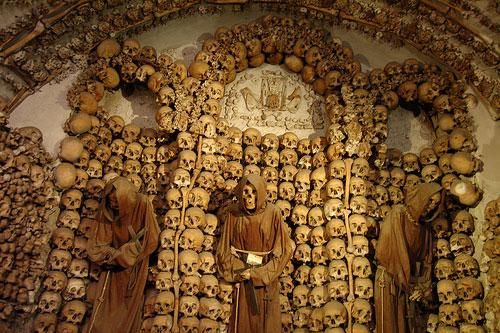 Crypt of the Capuchins in Rome