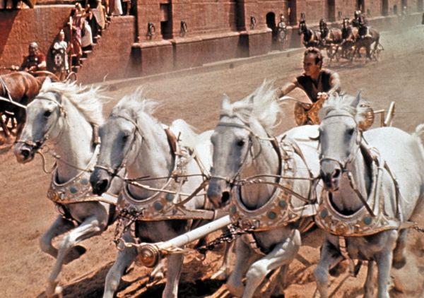 Hollywood returns to Rome's Cinecittà studios