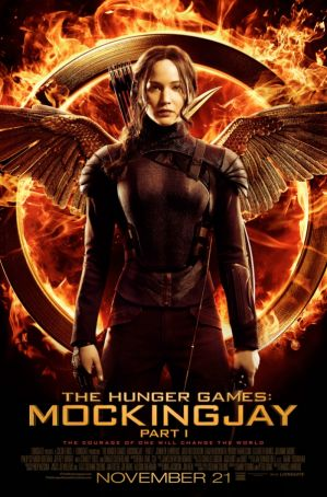 Hunger Games: Mockingjay - Part 1 showing in Rome