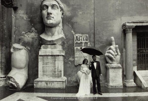 Fotografie di Roma dal 1986 al 2006 29 Oct-8 March