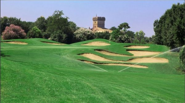 S.S. Golf Club Marco Simone (18 - 9 holes)