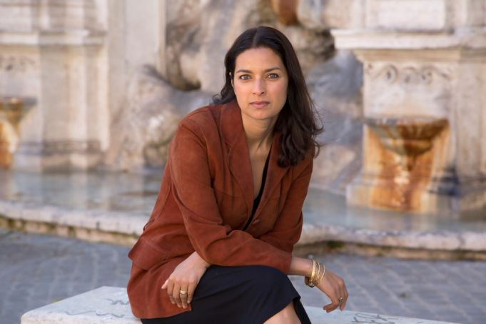 Pulitzer Prize-winning author Jhumpa Lahiri.