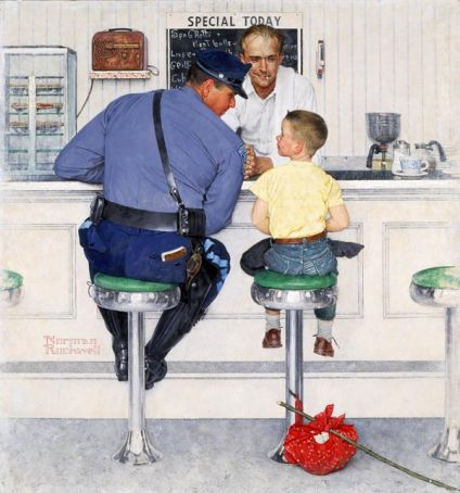 The Art of Norman Rockwell: American Chronicles