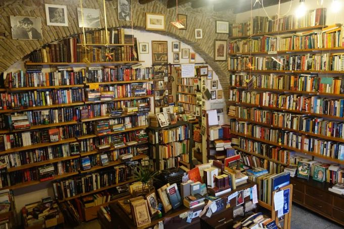The Open Door Bookshop