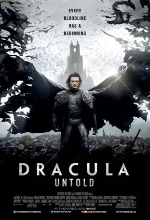 Dracula Untold showing in Rome