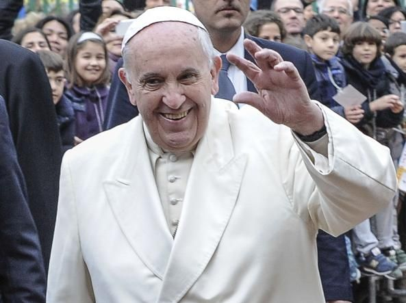 Prayer and tango for Pope Francis' birthday