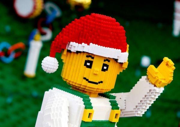 Lego fun at the MAXXI