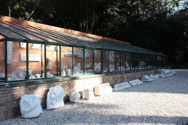 Villa Wolkonsky opens archeological museum