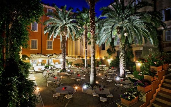 New Year's Eve at Hotel Ponte Sisto